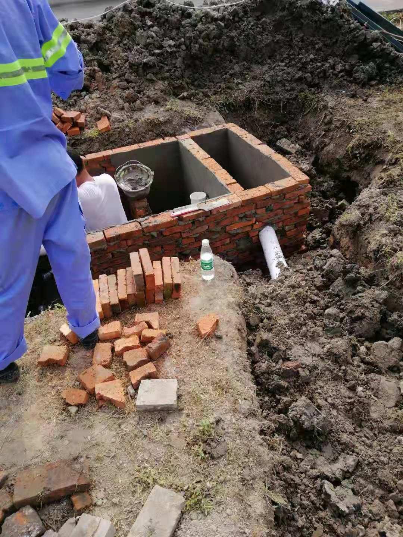 上海混凝土隔油池建造价格