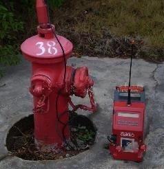 黄浦消防管道测漏