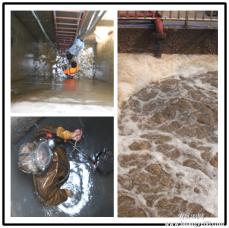 上海污水池處理
