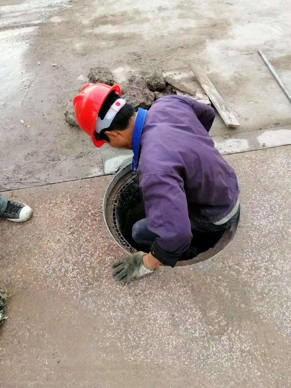 上海雨水井清理淤泥