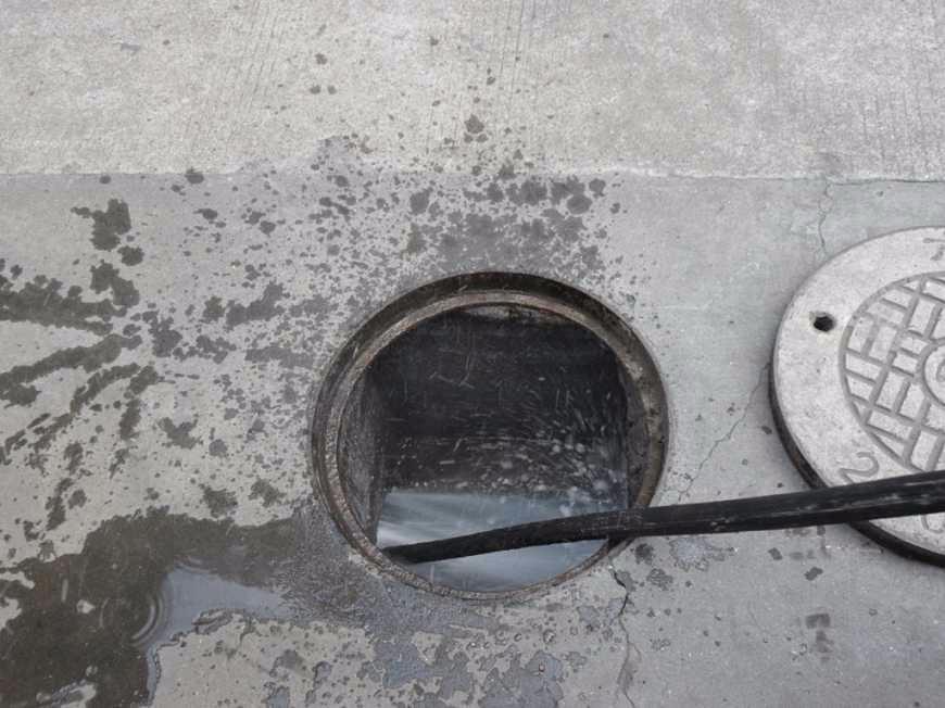 上海管道高压清洗