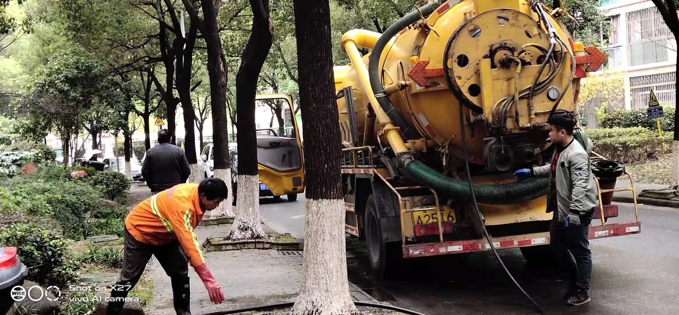 上海管道清洗一般多少钱