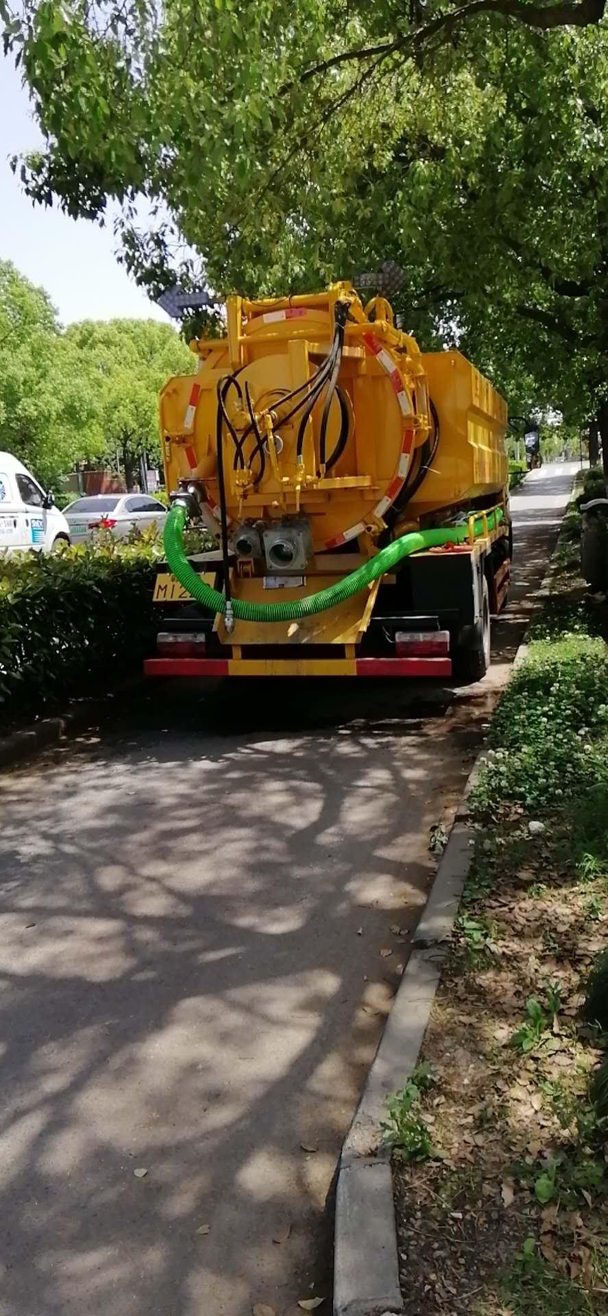 普陀绿化树浇水工程