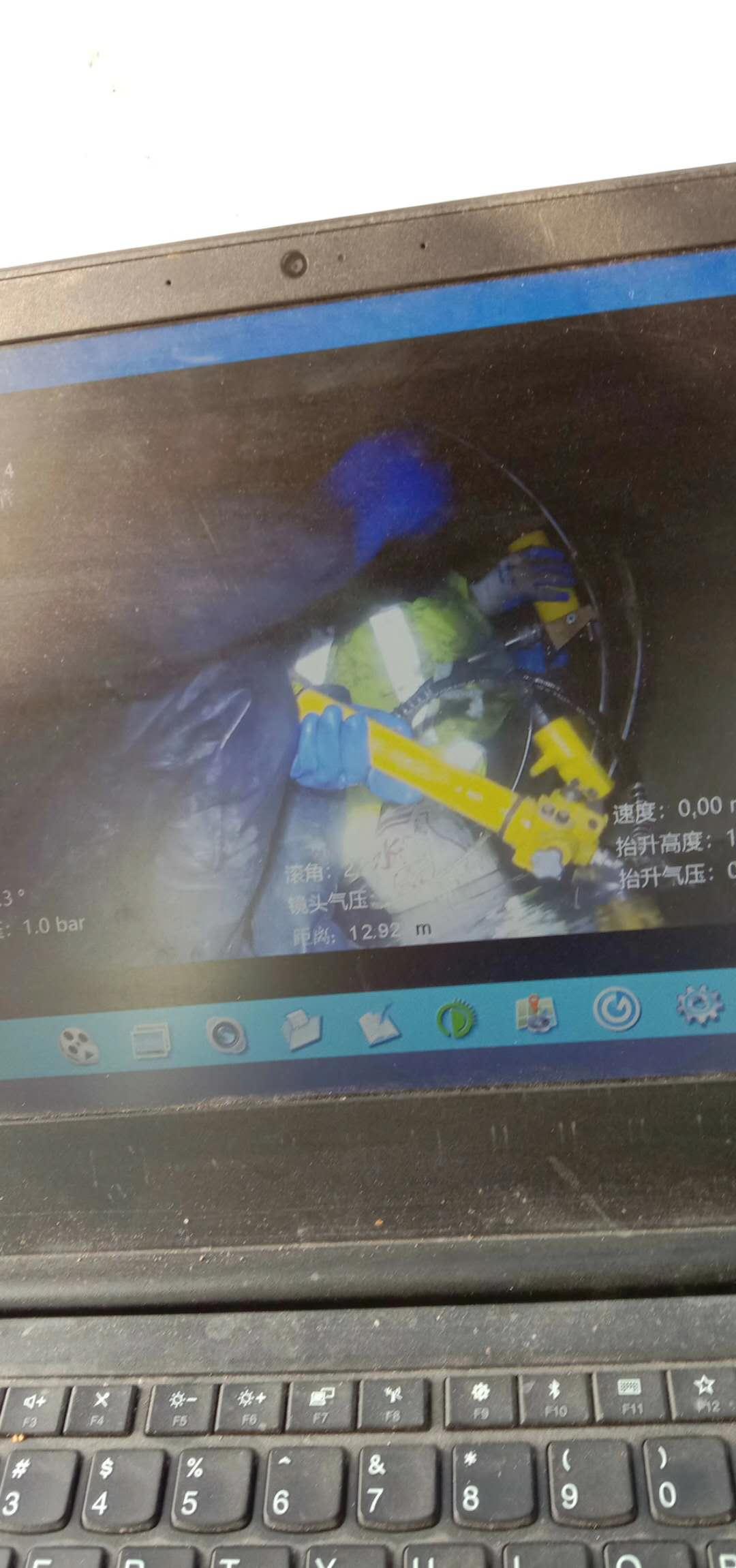 卢湾管网CCTV检测
