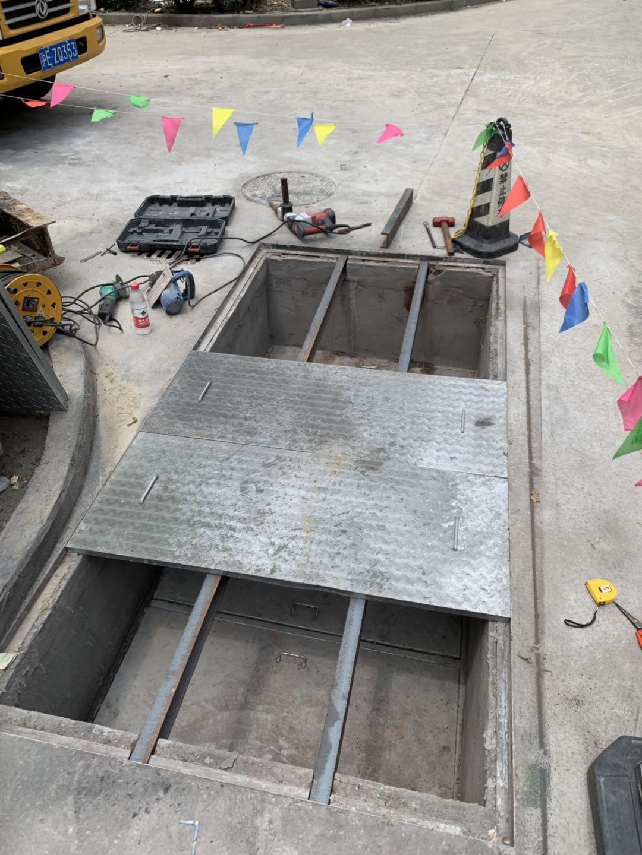 清洗隔油池-玻璃钢隔油池安装-卢湾金山区隔油池改造