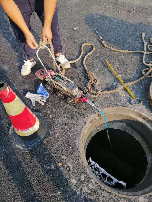 黄浦道路CCTV检测管道-黄浦管道检测机器人