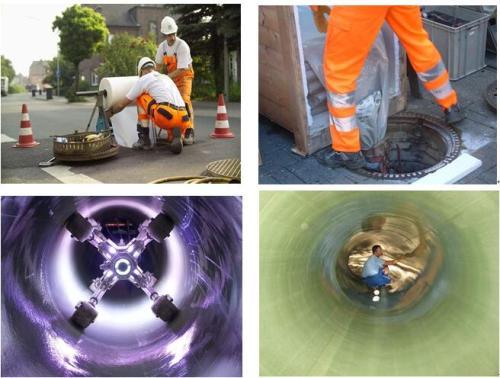 上海管道紫外光固化修复