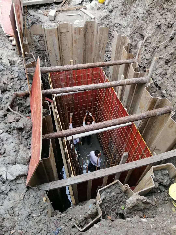上海新建檢測井改造公司