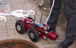 上海cctv检测是什么意思?管道检测机器人多少钱?