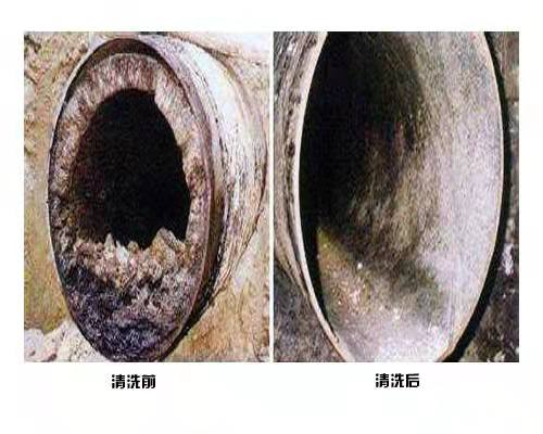 上海管道清洗注意事项