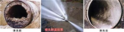 上海管道的清洗保养办法