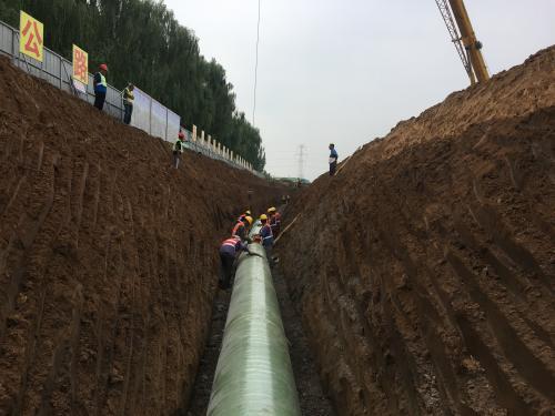 上海污水管道改造工程